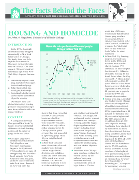 Housing and Homicide